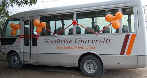 Northrise University bus