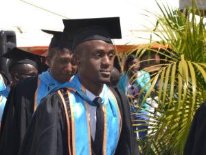 Mwangelwa Muteto Valedictorian