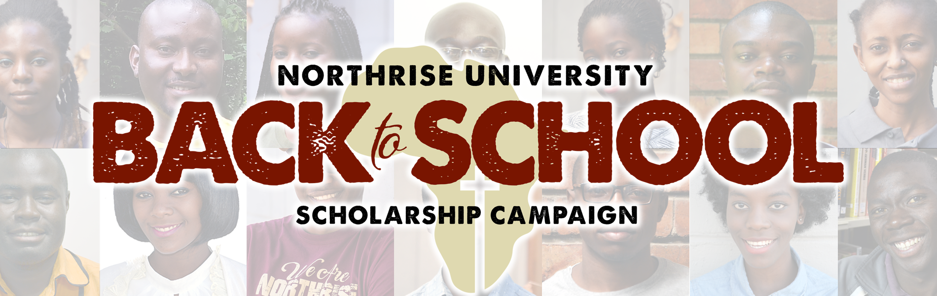 Northrise University Back to School Scholarship Campaign