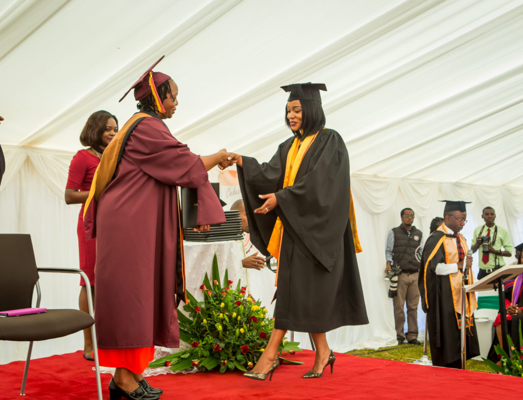 Naomie Graduation Ceremony 2017