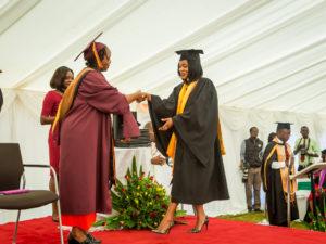 Naomie Graduation Ceremony 2017