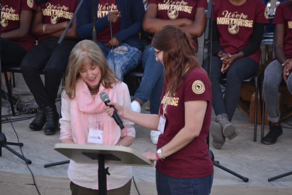 Marcia Hayes IN17 Worship Celebration